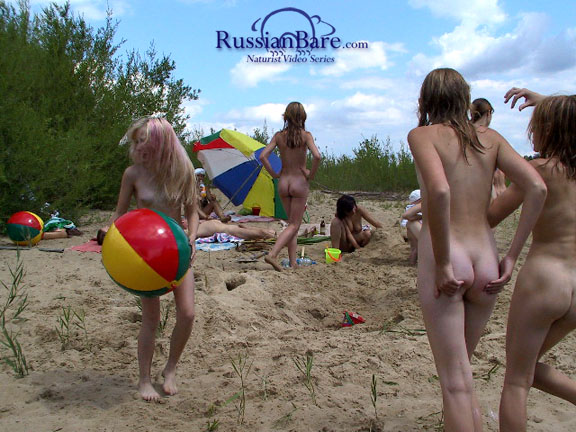 the above images are from the family naturist dvd castle naturism